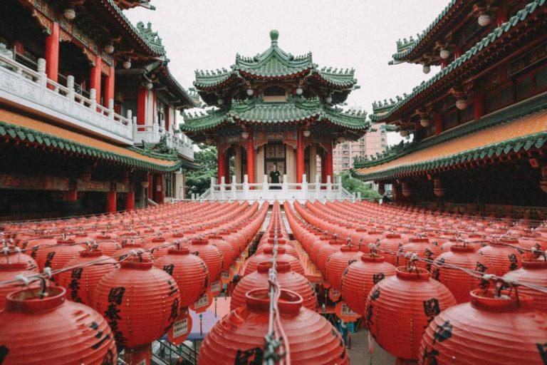 """""""Dagens DN – kommentar"""": Är Taiwan rentav en del av Kina?"""