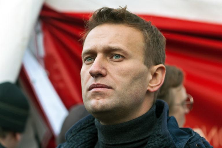 Mer debatt med DN och andra om Navalny