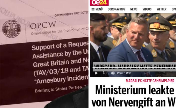 Om svenska FOI:s analyser av blodprov som sägs komma från Navalny