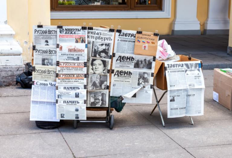 Är ryska medielandskapet (mycket) mer mångsidigt än Du tror?