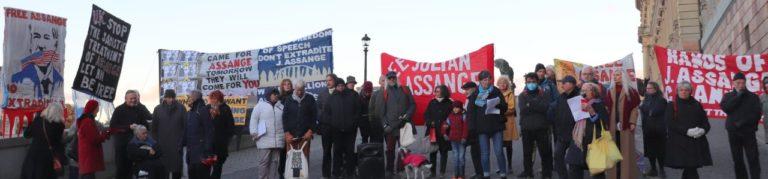 Assange-skandalen 10 och 2 år. Sverige och Väst bedriver psykisk tortyr mot visselblåsare! Enligt FN-rapport.