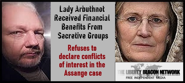 Stor juridisk skandal? Öppet brev till Lord Kansler i Storbritannien om Assange. Skriv på!?