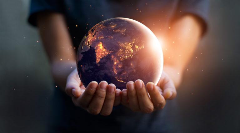 Kan vi reparera jorden när Corona-pandemin väl är över ?