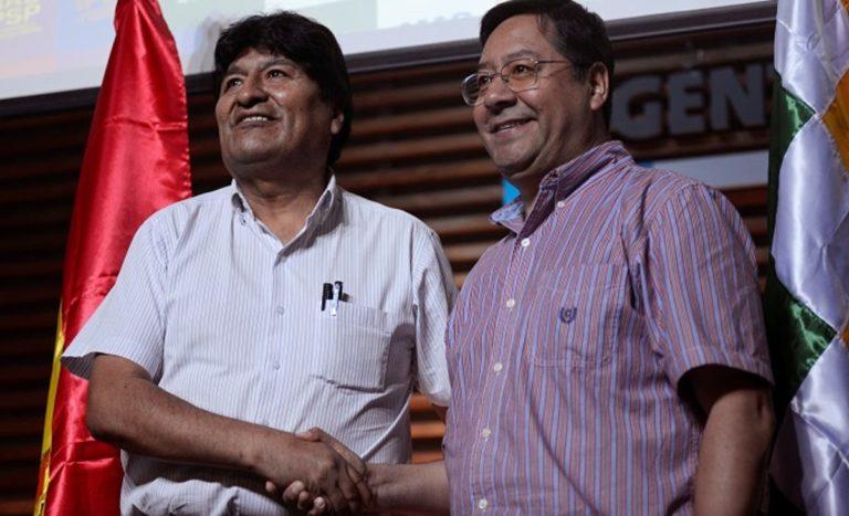 USAs förnedrande nederlag i Bolivia! Högergrupper talar om valfusk i högerregeringens val, medan nye presidenten vill utrota hungern