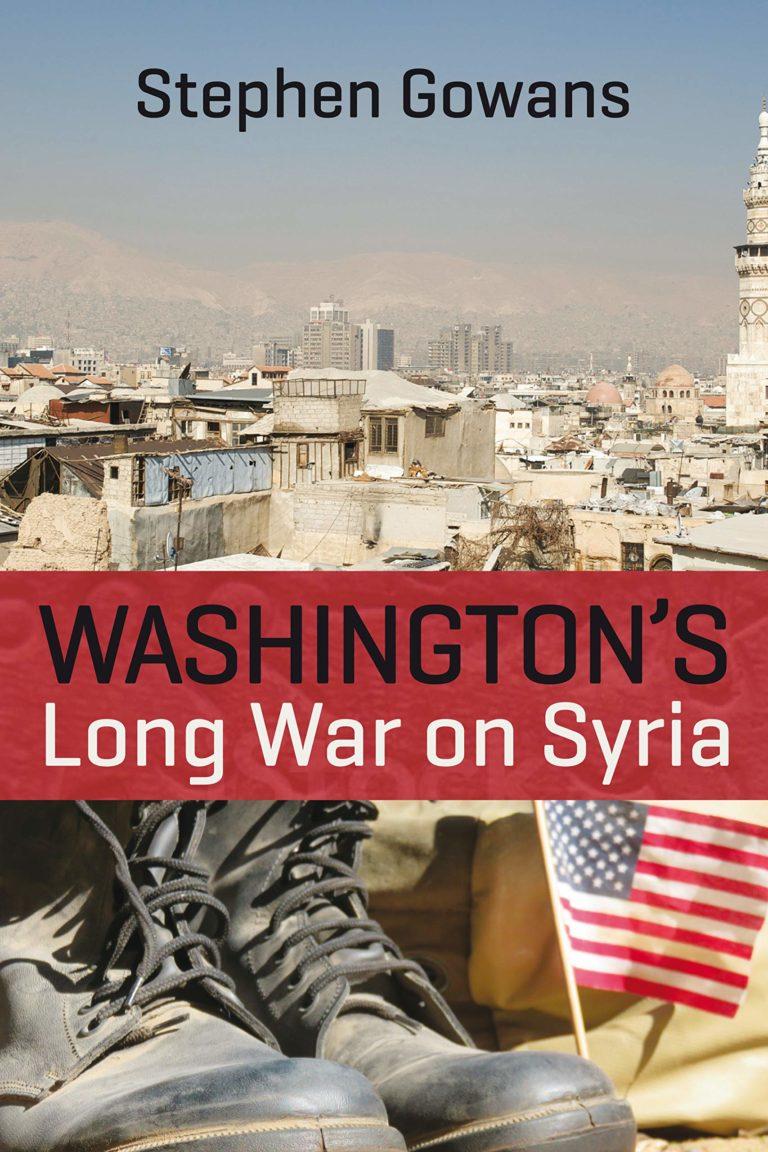 Washingtons långa, brutala krig mot Syrien med svenskt stöd: Hundratusentals döda, miljoner på flykt