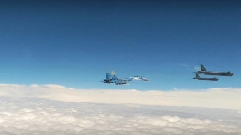 Nato-flyg kränker Rysslands (och Sveriges) gränser upprepade gånger