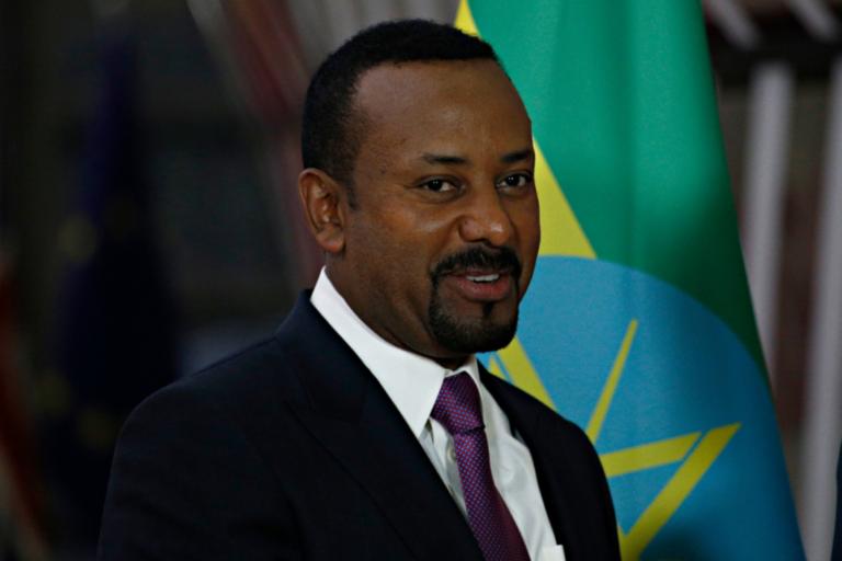 Etiopien: Under ledning av landets premiärminister och  Nobelpristagare har landet fallit ner i barbari och galenskap!