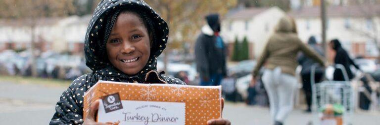 50 miljoner människor i USA har upplevt brist på mat i år