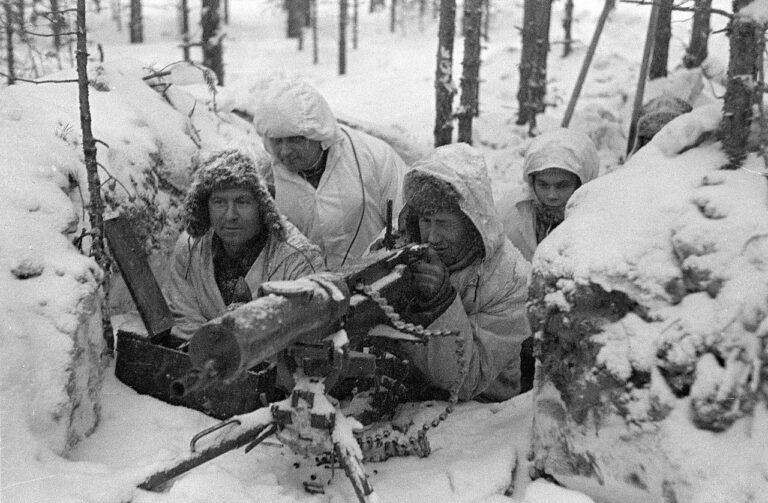 Var finska vinterkriget nödvändigt?