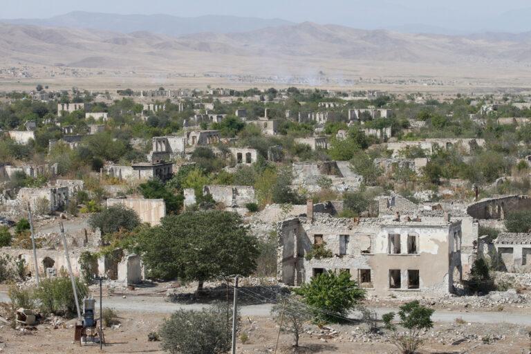 Nagorno Karabakh: Seger för London och Ankara, nederlag för Soros och armenierna?