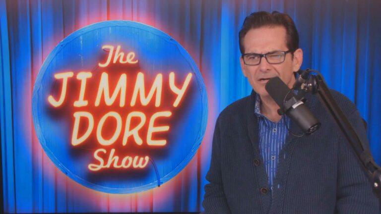 Hur man försöker ta död på Jimmy Dore och andra saningssägare
