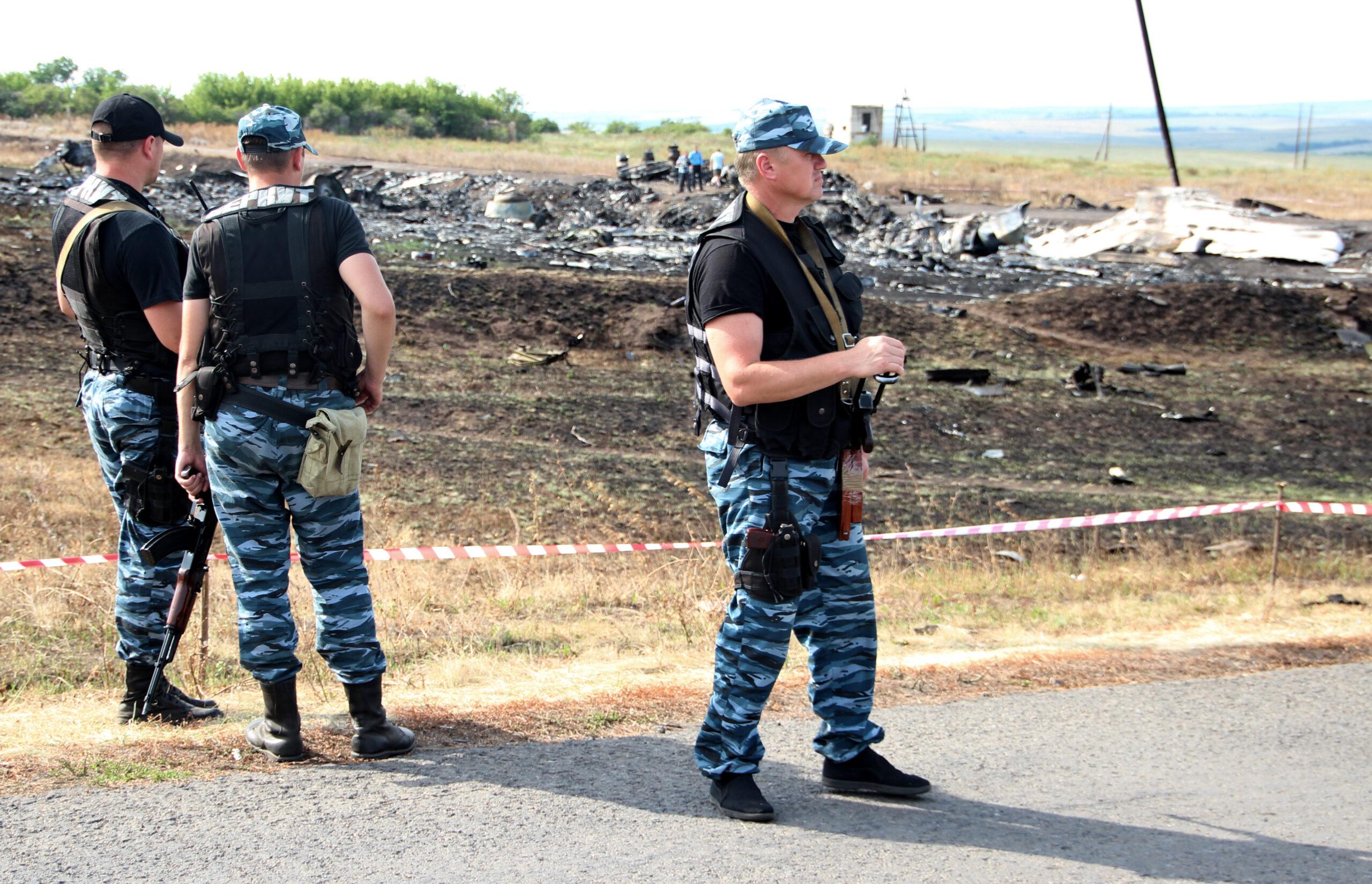 MH17 och södra kitteln