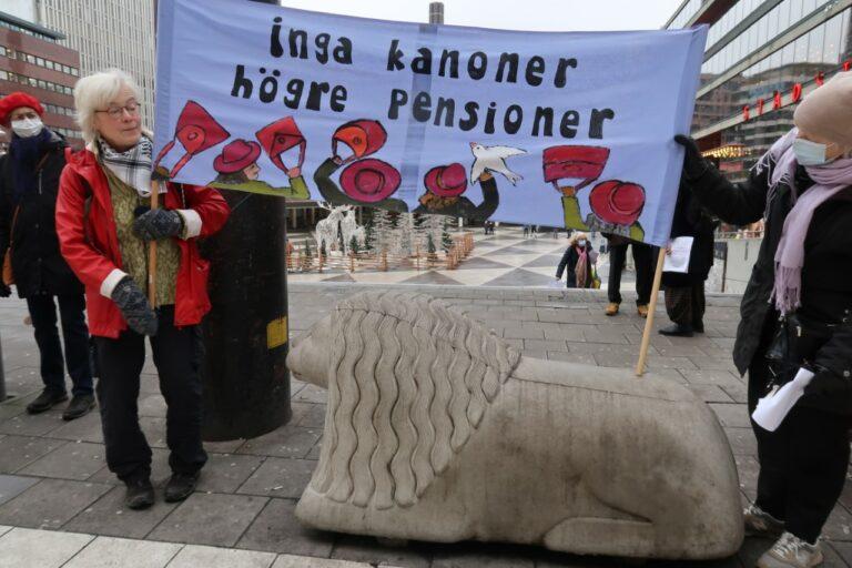 Pensionerna – en viktig valfråga?