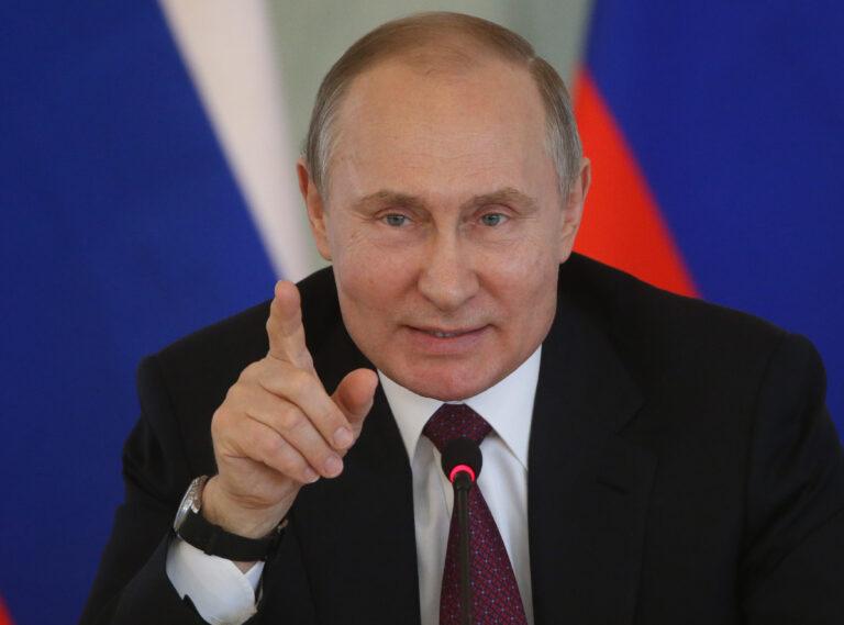 Putins tal till nationen. Vad sa han egentligen?