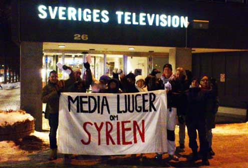 """""""Vi på SVT gör allt för att vara opartiska"""" säger vd Hanna Stjärne. Hur lyckas man?"""