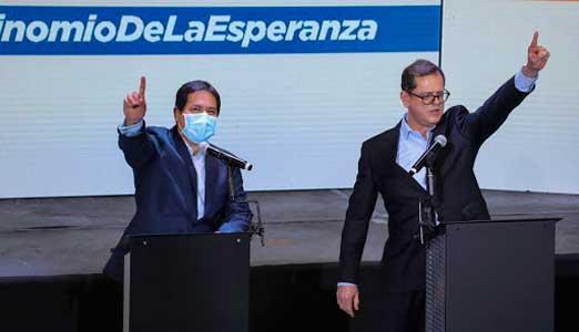 USA försöker hindra vänsterns valseger i Ecuador