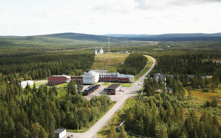 Svenska rymdstationen Esrange  expanderar