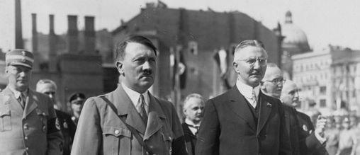 Andra Världskriget och nazismen omigen