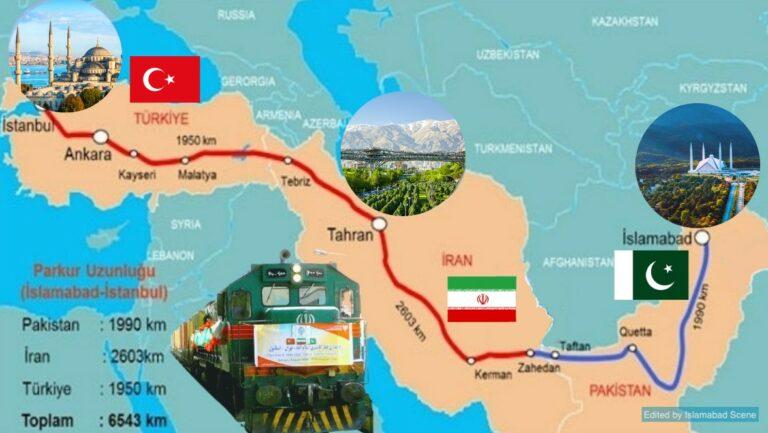 Hur Väst-, Central- och Sydasien är sammankopplade