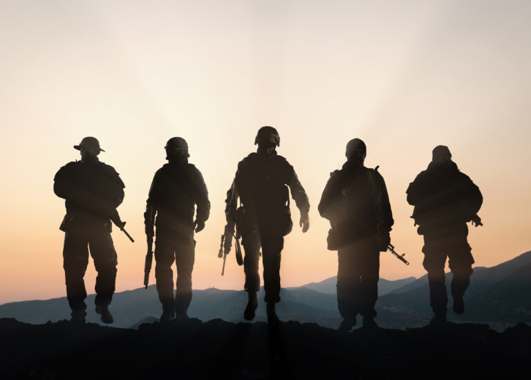 Krig pågår:  Den nya krigsmaskinen är en tyst evighetsmaskin som arbetar kontinuerligt med ett brett spektrum av strategier.