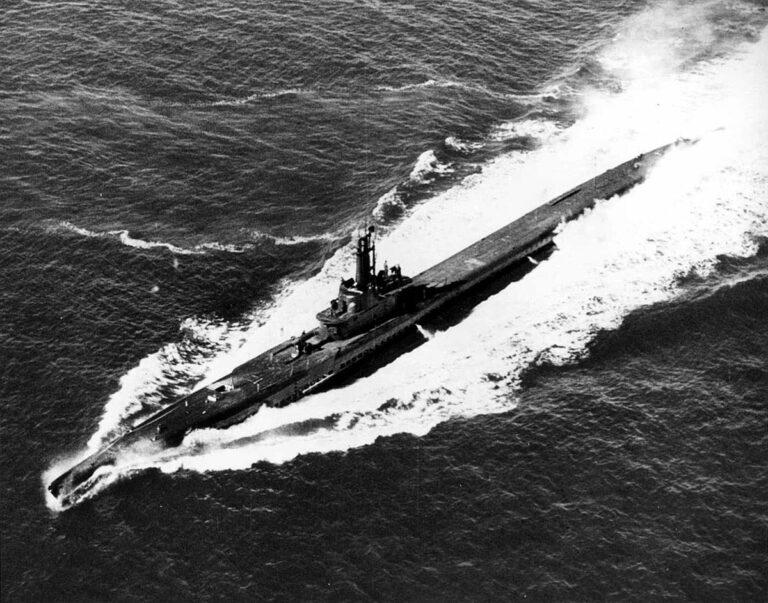 """""""Det svenska ubåtskriget"""": Om hur Sverige lät sig luras i det internationella maktspelet."""