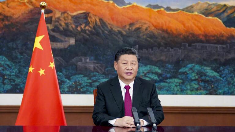 Vad säger Kinas president om världsläget? Xi Jinpings tal vid det virtuella Davos Agenda-evenemanget