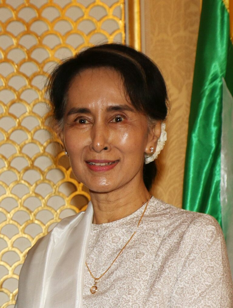 Miliärkuppen i Myanmar