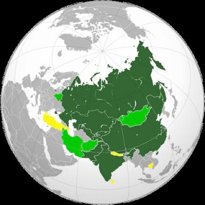 Det stora spelet om Centralasien