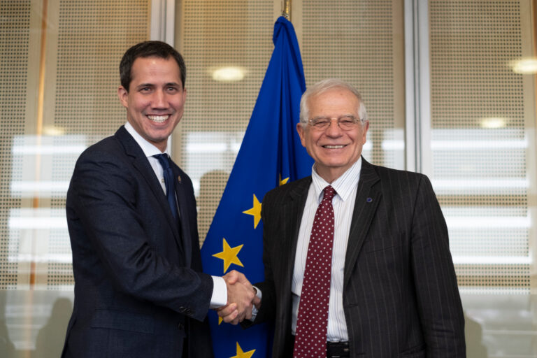 Visar det ödesdigra besöket av EU:s Borrell i Moskva på Västs förnekelse?
