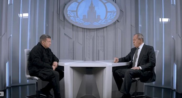 Viktig intervju med utrikesminister Lavrov, Ryssland. Del 2