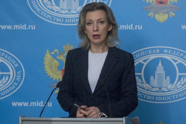 """Ryska utrikesministeriet: Navalny-teamet är """"agenter för Nato"""", inte legitima politiker. Kan det stämma?"""