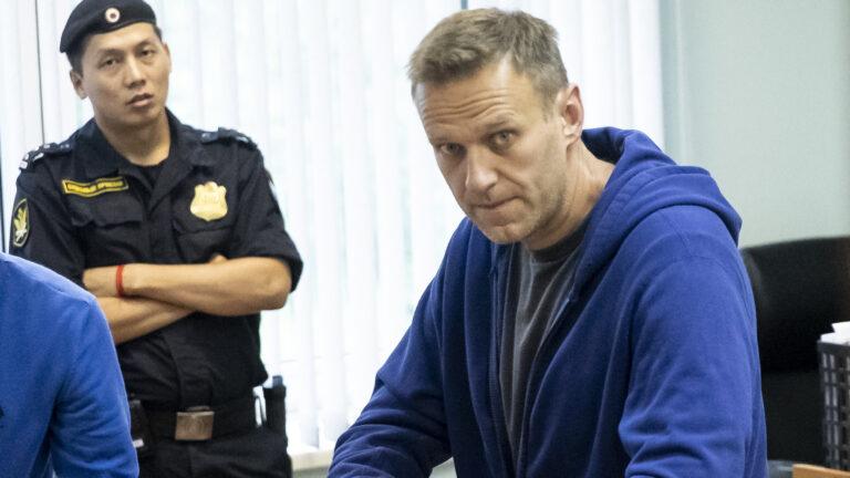 Rysslands UD: Navalny finansieras av utländska ambassader