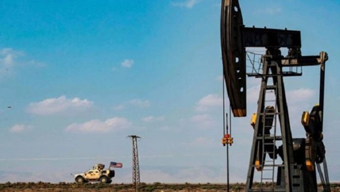 USA-stödd kurdisk milis stjäl 140 000 fat olja per dygn i Syrien