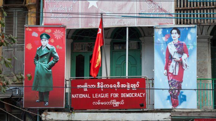 Varning för USA-styrd kampanj för intervention i Myanmar