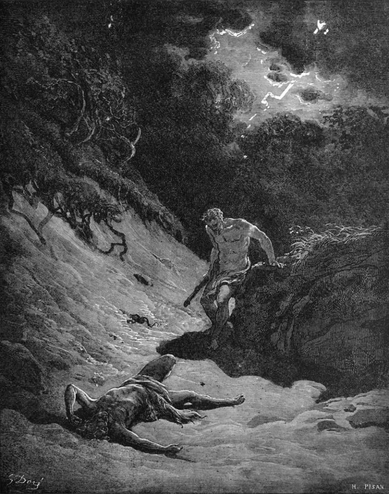 Abelmord och dagens problem