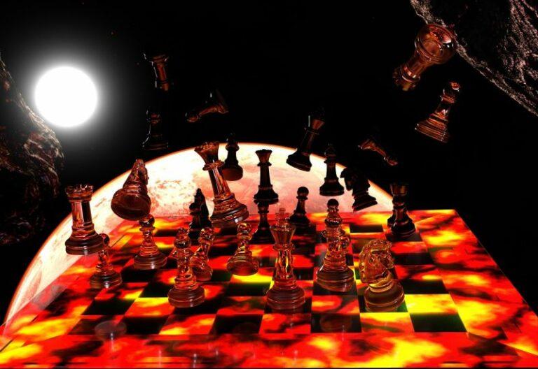 Nio tecken på att schackpjäser flyttas på plats för ett stort krig i Mellanöstern