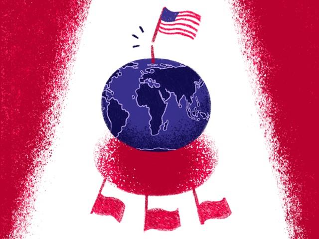 Skymning: Eroderingen av USA:s kontroll och den multipolära framtiden