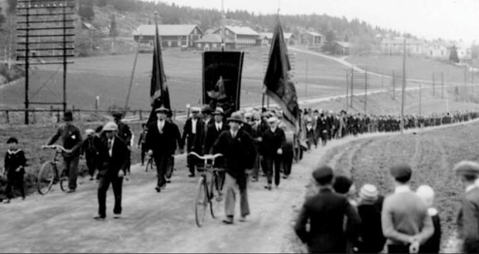 90 år sedan skotten i Ådalen