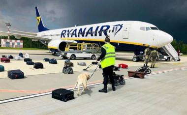 """Ryanair-bombhot i Vitryssland – """"västerländska"""" medias berättelser stämmer inte med fakta"""
