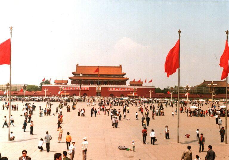 Inget kallt krig med Kina!