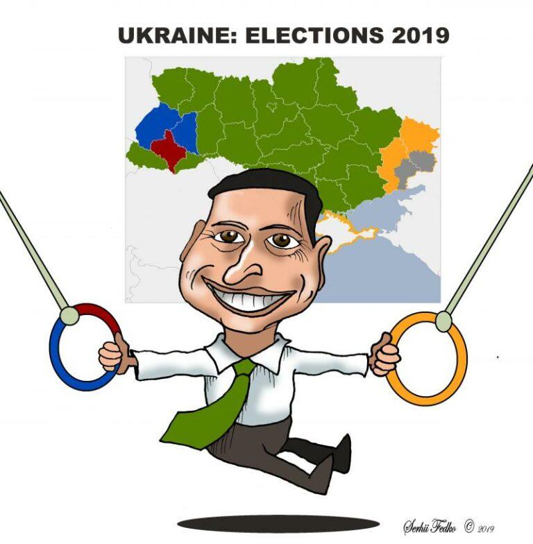 Ursäkta Ukraina, USA prioriterar annat.