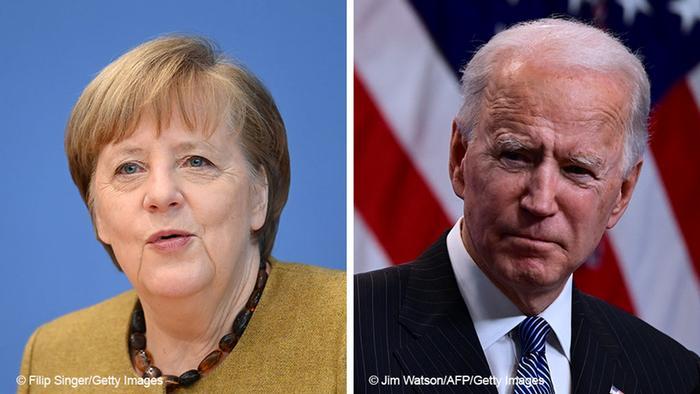 Inskränker USA:s krav på Tysklands oberoende?