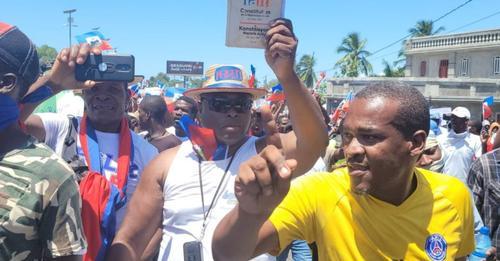 Haiti: Nej till USA-intervention efter mordet på presidenten