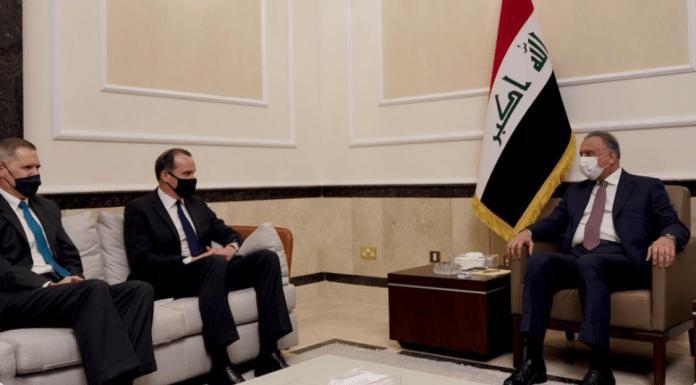 Kommer USA att dra sig tillbaka från Irak och Syrien?