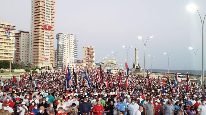 """Biden sätter in nya sanktioner mot Kuba – splittrad """"Vänster""""?"""