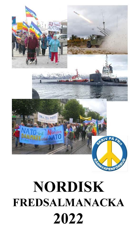 Köp Nordiska Fredsalmanackan 2022!