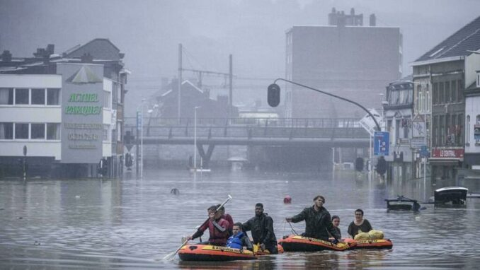Kapitalismen föder klimatkatastrofer!?