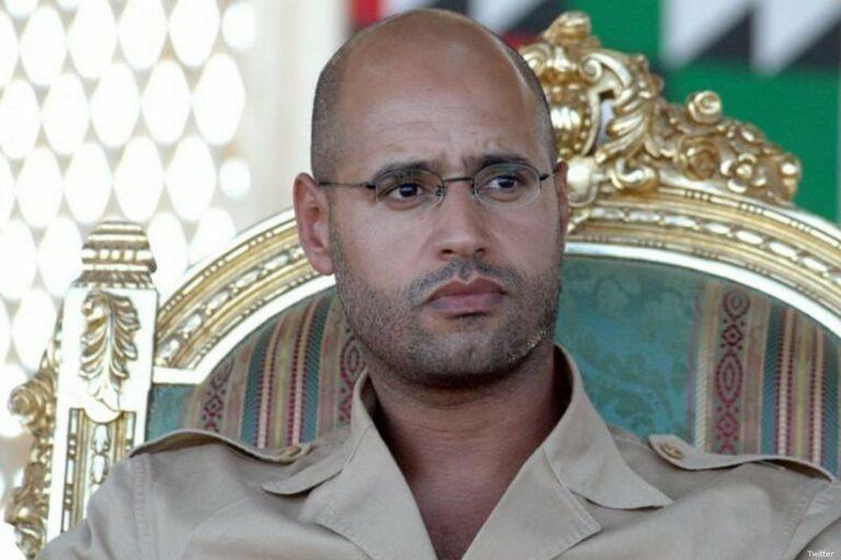 Libyen: Politisk återkomst för Gaddafis son Saif al-Islam?