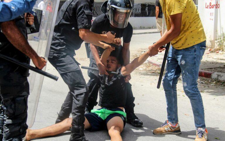 Krisen i Tunisien förvärras av IMF:s krav