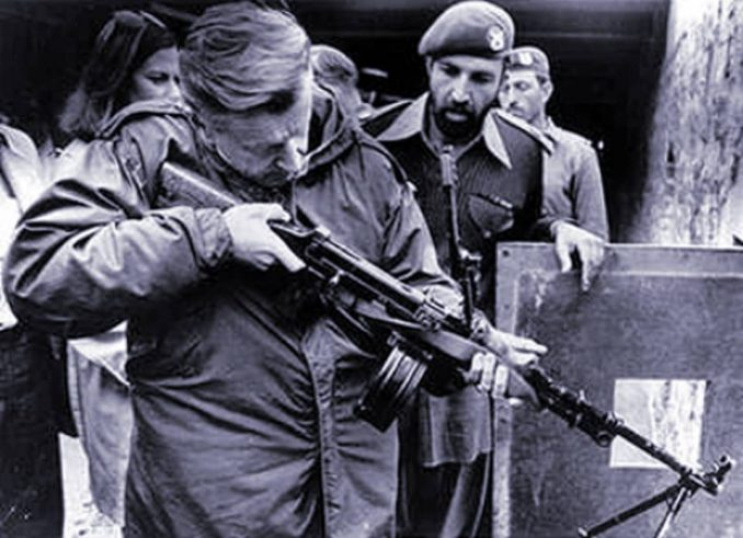 Historien om krigen i Afghanistan